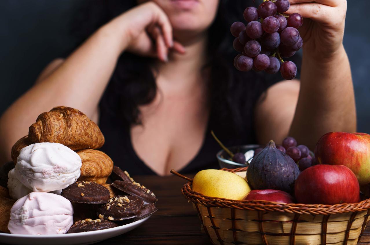 limit sugary treats
