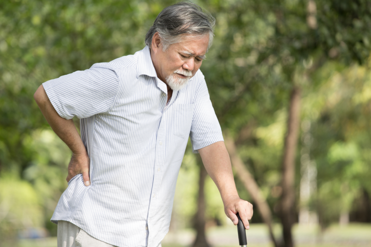 Age-Related Back Pain